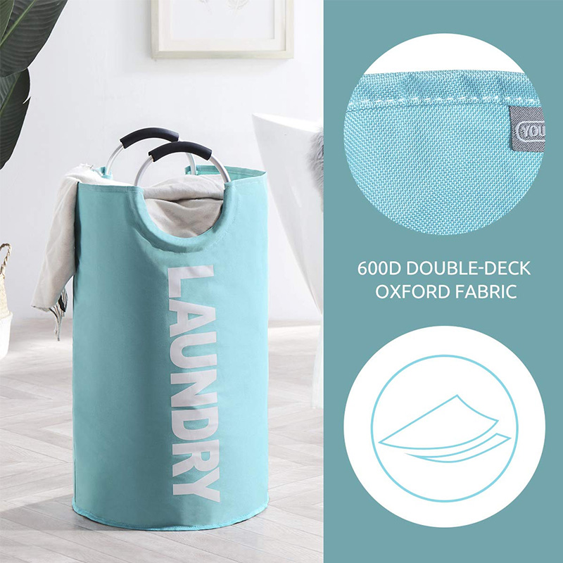 82L Collapsible Fabric Basket