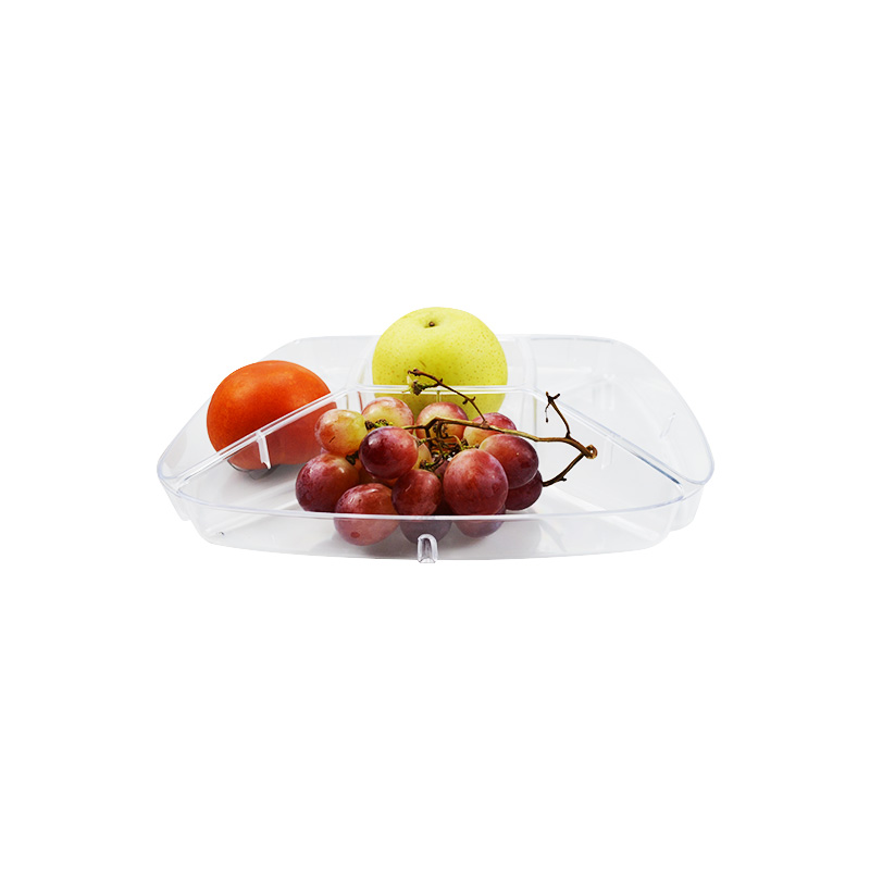 5 section serving tray